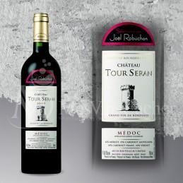 """Médoc Château Tour Seran 2015 Elaboré par Andreas Larsson, """"Meilleur Sommelier du Monde"""""""