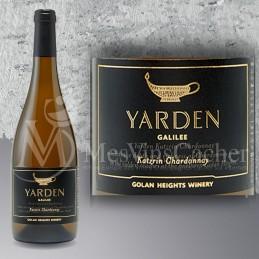 Yarden Katzrin Chardonnay  2017 Edition Limited