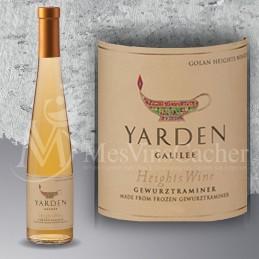 Yarden Heights Wine Gewurztraminer Vendanges Tardives 2012