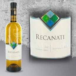 Recanati Silver Edition Chardonnay Sauvignon blanc 2014