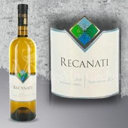 Recanati Silver Edition Chardonnay Sauvignon blanc 2013