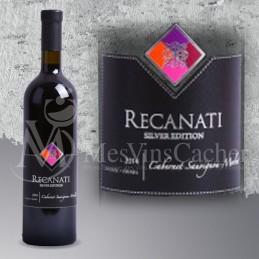 Recanati Silver Edition Cabernet Sauvignon - Merlot 2018