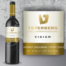 Teperberg Vison Cabernet Petite Sirah 2018