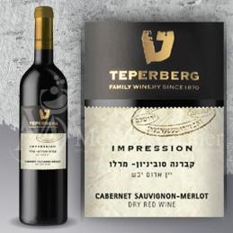 Teperberg Impression Cabernet Merlot 2017