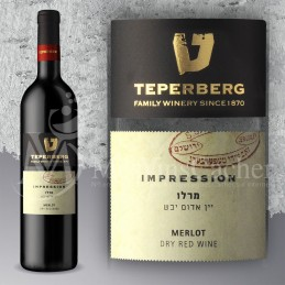 Teperberg Impression Merlot  2016