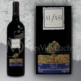 Alfasi Merlot Réserve 2012