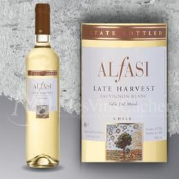 Alfasi Late Harvest Sauvignon Blanc 2011