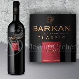 Barkan Classic Shiraz 2016