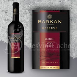 Barkan Réserve Merlot 2016