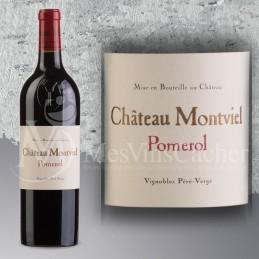 Pomerol Château Montviel 2014