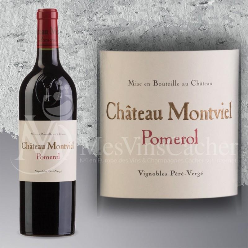 Pomerol Château Montviel 2016