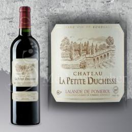Lalande de Pomerol Château la petite Duchesse 2015