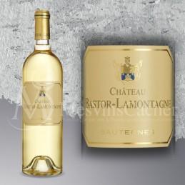 Sauternes Château Bastor-Lamontagne 2009