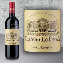 Saint Estèphe Château Le Crock 2017 375 ml