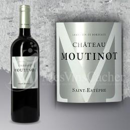Saint Estèphe Château Moutinot 2012