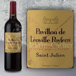Saint Julien Pavillon de Léoville Poyferré 2016