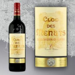 Saint Emilion Grand Cru Château Clos des Menuts 2012