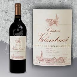 Saint Emilion Grand Cru Château Valandraud 2001