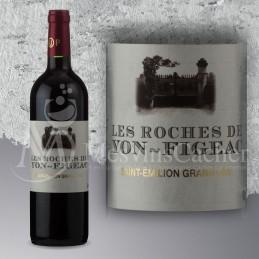 Les Roches de Yon Figeac Saint Emilion Grand Cru 2017 ( Prix KC à partir de 12 bouteilles )