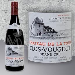Château De La Tour Clos Vougeot Grand Cru 2004