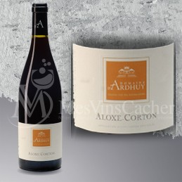 Aloxe corton  Domaine d'Ardhuy 2015