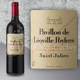 Saint Julien Pavillon de Léoville Poyferré 2015