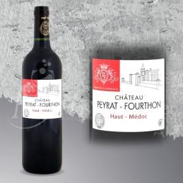Haut Médoc Château Peyrat Fourthon 2014
