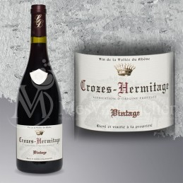 Crozes Hermitage  2015 Vintage