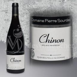 Chinon Domaine Sourdais 2016