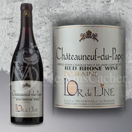 ChâteauNeuf-du-Pape Domaine L'Or de Line 2012