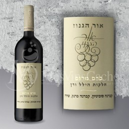 Or Haganuz Marom Blend  Cabernet Sauvignon & Franc et Shiraz  2013