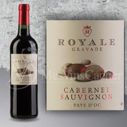 Royale Gravade Cabernet Sauvignon 2017 Pays d'Oc