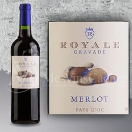 Royale Gravade Merlot 2017 Pays d'Oc