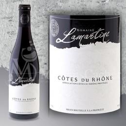 Côtes du Rhone Domaine Lamartine 2016