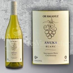 Or Haganuz Amuka Avtalion  Sauvignon Blanc 2013
