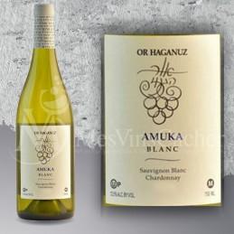 Or Haganuz Amuka Blanc Blend 2018