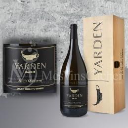 Magnum Yarden Katzrin Chardonnay  2015  Edition Limited in wooden box