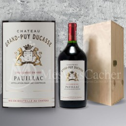 Double Magnum Pauillac  Château Grand-Puy Ducasse 2013 Cru Classé