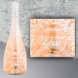La Vie en Rose Roubine 2019 Côtes de Provence Rosé