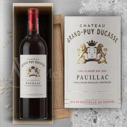 Magnum Pauillac château Grand Puy Ducasse 2015 Grand Cru Classé