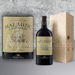 Magnum Château Malartic Lagravière 2014 Pessac Léognan Grand Cru Classé