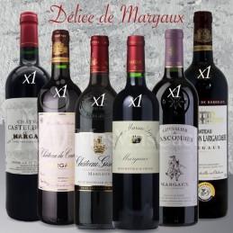 Les Délices de Margaux X 6 bouteilles