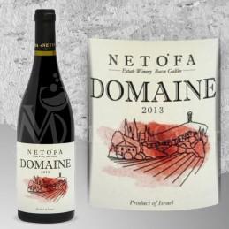 Domaine Netofa Rouge 2013 92/100 DECANTER