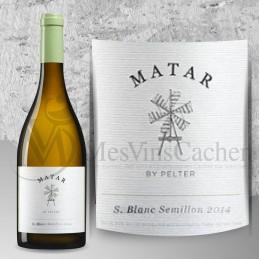 Matar Sauvignon Blanc Semilion 2019
