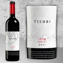 Tishbi Merlot 2014