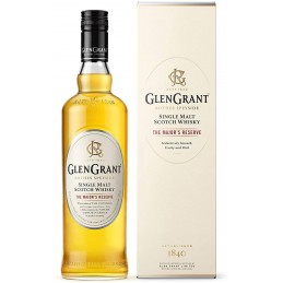 Whisky Glee Grant the Major's Réserve  70 cl in box