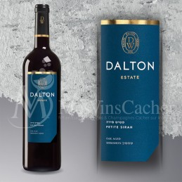 Dalton Estate Petite Syrah 2016