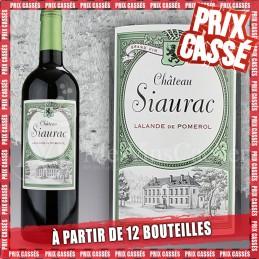 Lalande de Pomerol Château Siaurac 2012 (prix KC à partir de 12 btl )