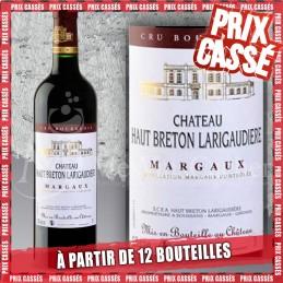 Margaux Château Haut Breton Larigaudière 2016 ( Prix KC à partir de 12 bouteilles)
