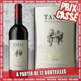 Tanya Halel Cabernet Franc 2018 (Prix KC à partir de 12 bouteilles)